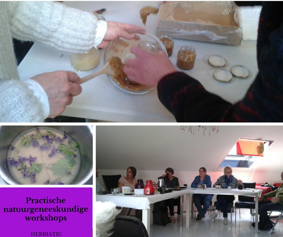 natuurgeneeskundige workshop
